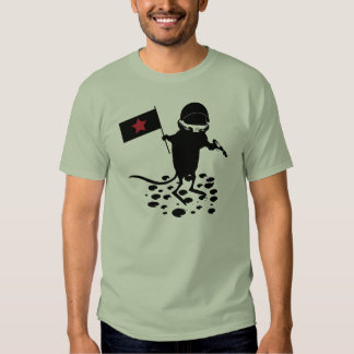 Evolutionary Mouse Space Walk Tees