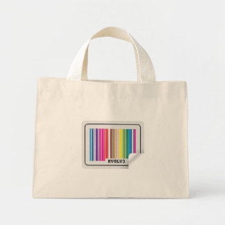 evolve barcode bags
