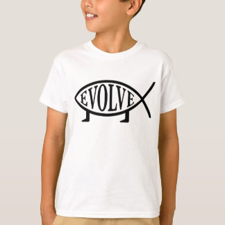 Evolve Fish T-Shirt