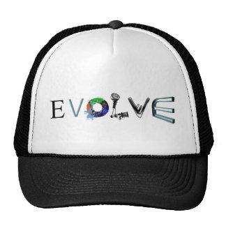 Evolve Hats