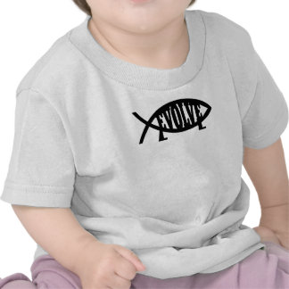 EVOLVE T-SHIRT SMALL funny evolution science athei