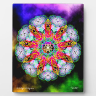Evolving Beingness Plaque