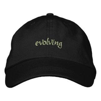 Evolving Embroidered Baseball Cap