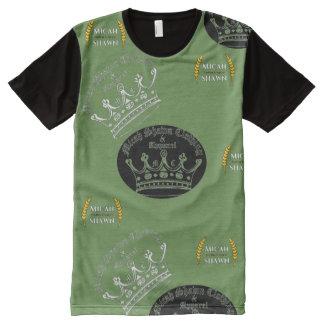 Evolving Logo- Vintage Apparel Shirt