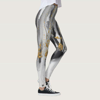 """Evolving Patterns #12"", Art Yoga Pants"