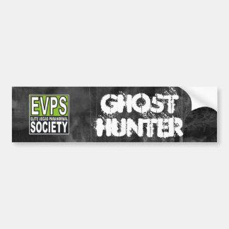 EVPS Ghost Hunter Bumper Sticker Car Bumper Sticker