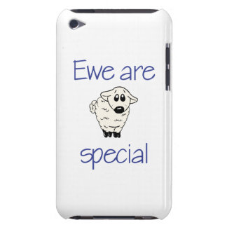 Ewe are special iPod touch covers