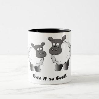 Ewe r so cool mug