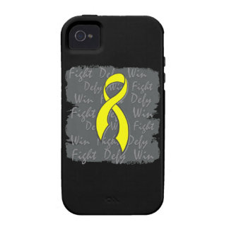 Ewing Sarcoma Fight Defy Win Case-Mate iPhone 4 Cases