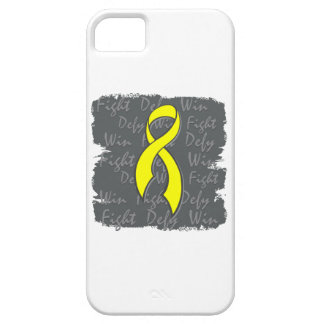 Ewing Sarcoma Fight Defy Win Cover For iPhone 5/5S