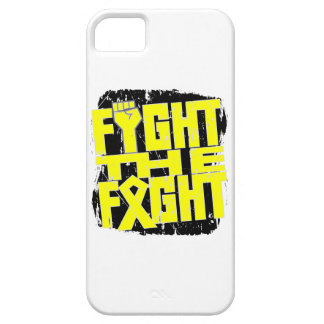 Ewing Sarcoma Fight The Fight iPhone 5 Case