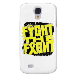 Ewing Sarcoma Fight The Fight Galaxy S4 Case