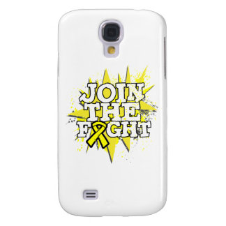 Ewing Sarcoma Join The Fight Galaxy S4 Case