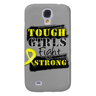 Ewing Sarcoma Tough Girls Fight Strong Galaxy S4 Covers