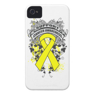 Ewings Sarcoma - Cool Support Awareness Slogan iPhone 4 Case-Mate Cases