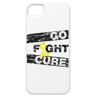 Ewings Sarcoma Go Fight Cure iPhone 5 Cover
