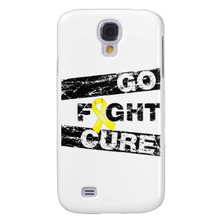Ewings Sarcoma Go Fight Cure Samsung Galaxy S4 Case