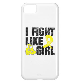 Ewings Sarcoma I Fight Like A Girl Grunge iPhone 5C Cover