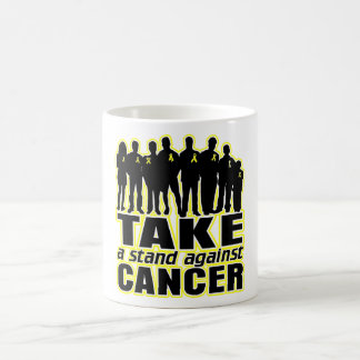 Ewings Sarcoma -Take A Stand Against Cancer Mugs