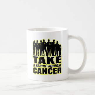 Ewings Sarcoma -Take A Stand Against Cancer Coffee Mug