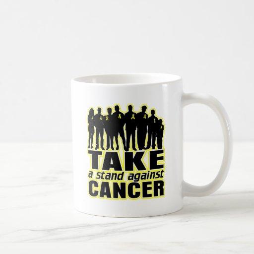 Ewings Sarcoma -Take A Stand Against Cancer Coffee Mug