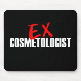 EX COSMETOLOGIST DARK MOUSEPAD