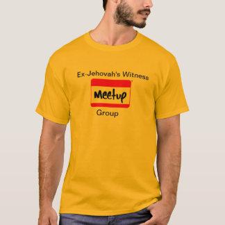 Ex-JW Meetup Group T-shirt