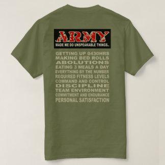 EX-MILITARY GRANDAD T-Shirt