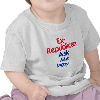 Ex Republican T-shirts