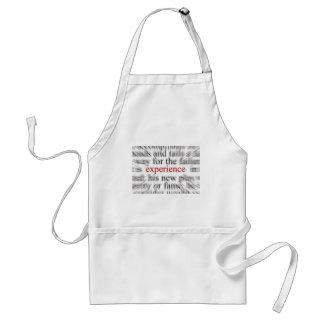 ex standard apron
