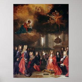 Ex-Voto, 1696 Poster