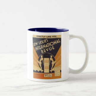 Exactly Like You Int'l Review Songbook Cover Coffee Mug