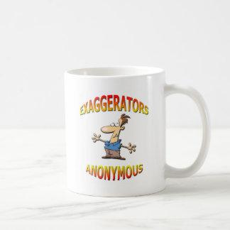 Exaggerators Anonymous Swag Coffee Mug