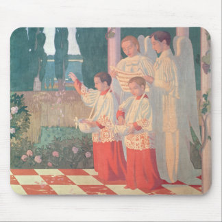 Exaltation of the Holy Cross Mouse Pad