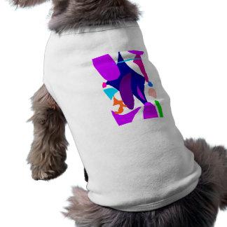 Examination Brain Intelligence Quotient Sleeveless Dog Shirt