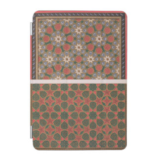 Examples of ceiling decorations, from 'Arab Art as iPad Mini Cover