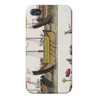 Examples of Chinese ships, illustration from 'Le C iPhone 4 Cover