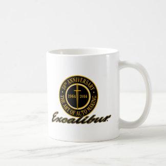 Excalibur 50th Anniversary Coffee Mug