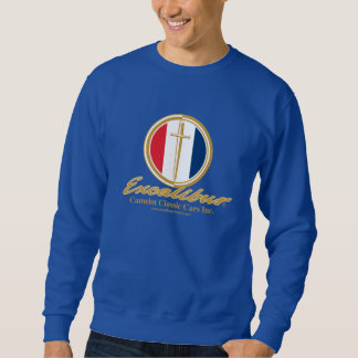 Excalibur Camelot Classic Cars Sweatshirt