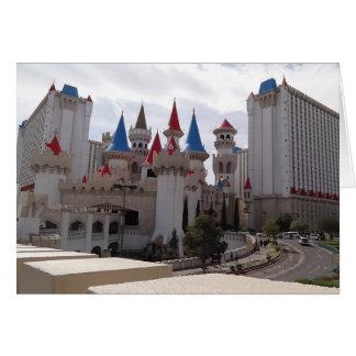 Excalibur Hotel & Casino Card