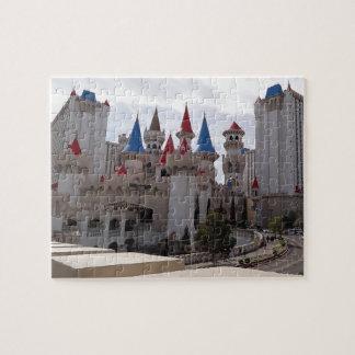 Excalibur Hotel & Casino Jigsaw Puzzle