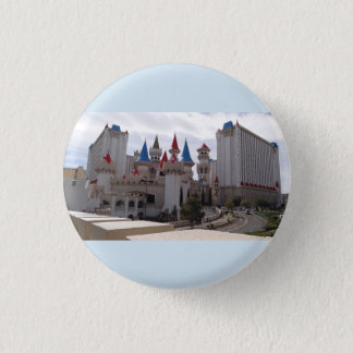 Excalibur Hotel & Casino Pinback Button