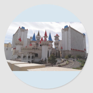 Excalibur Hotel & Casino Stickers