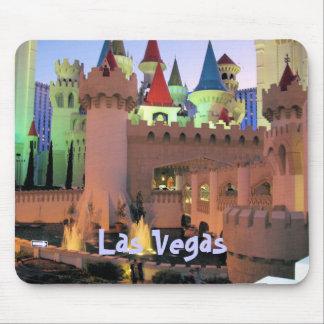Excalibur Las Vegas Mouse Mat