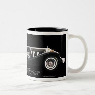 Excalibur Series IV Black Phaeton mug