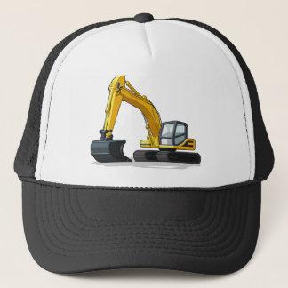Excavator Trucker Hat