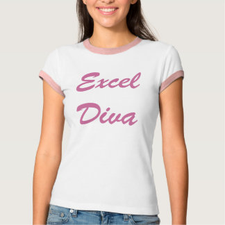 Excel Diva T T-Shirt