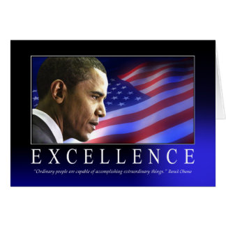 Excellence Card