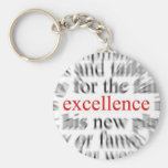 Excellence Keychains