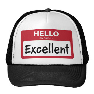 excellent 001 cap